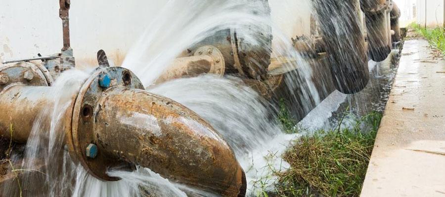 Méthodes de détection de fuite d'eau
