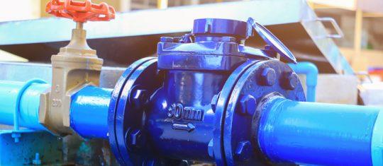 robinetterie industrielle